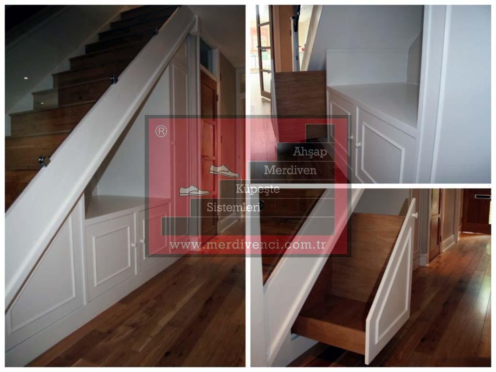 Merdiven altı modelleri